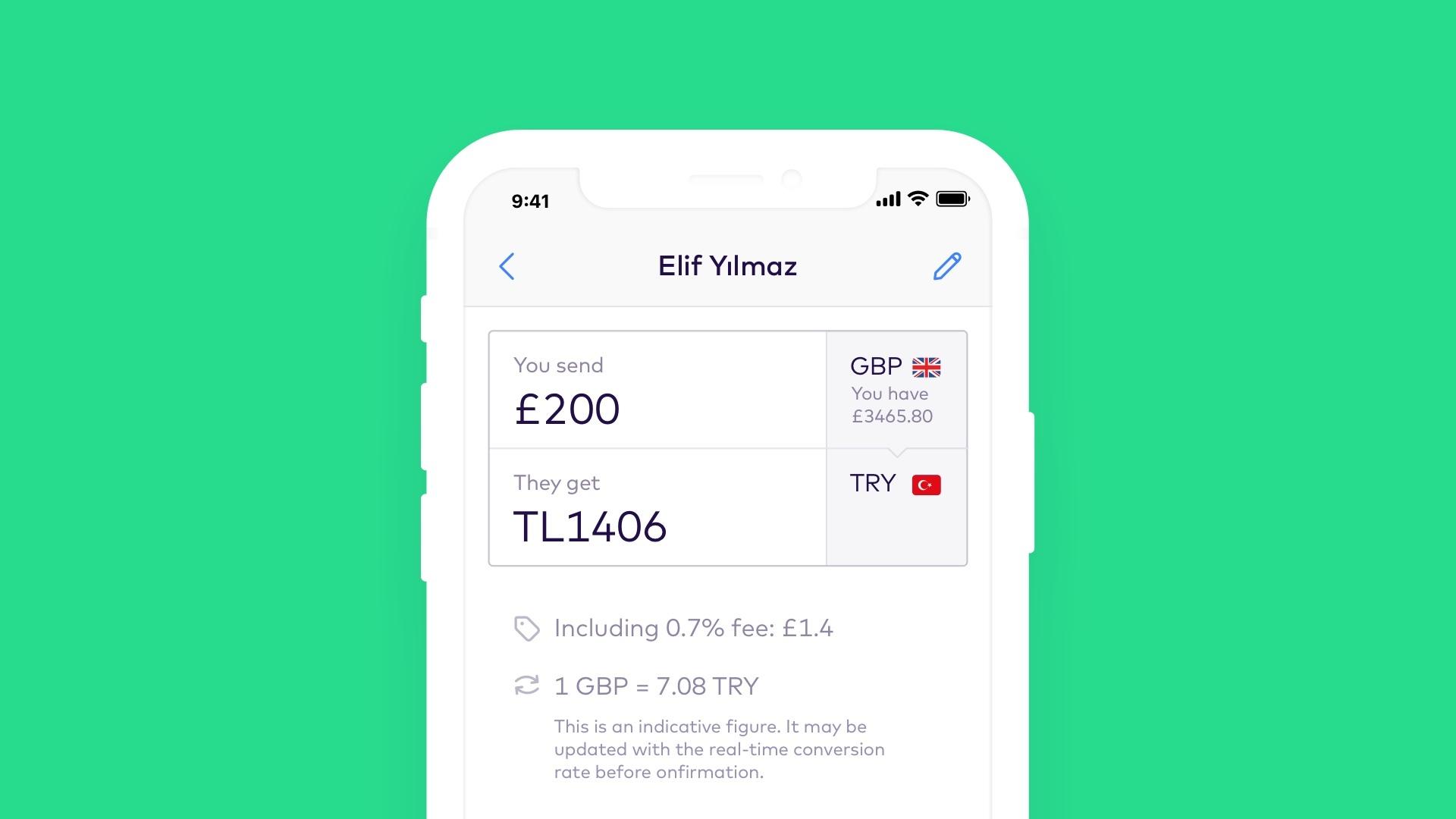 How To Send Money Turkey Monese